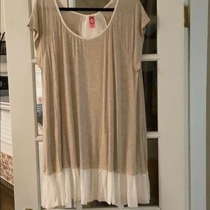 Boutique swing dress size XL.